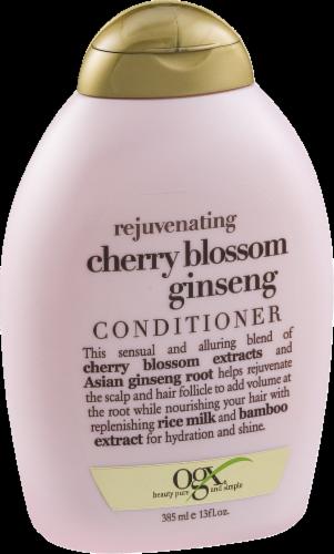 Ogx  Rejuvenating Cherry Blossom Conditioner Perspective: left