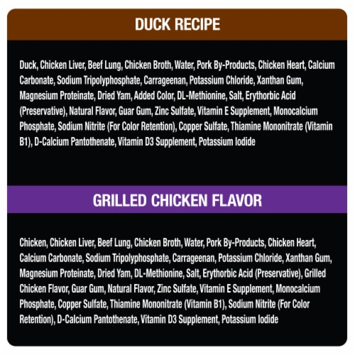 Cesar Classics Poultry Wet Dog Food Variety Pack Perspective: left