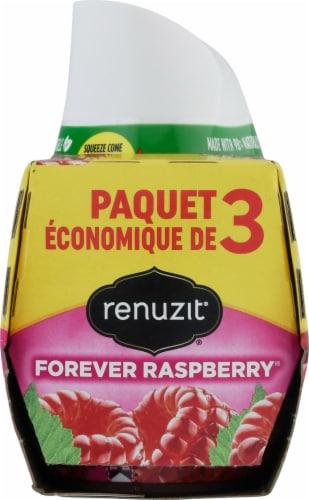 Renuzit® Forever Raspberry® Gel Air Fresheners Perspective: left