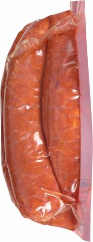 Bar M® Extra Hot Louisiana Hot Links Smoked Sausage Perspective: left