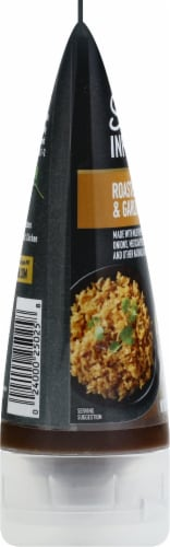 College Inn® Savory Infusions Roasted Chili and Garlic Base Perspective: left