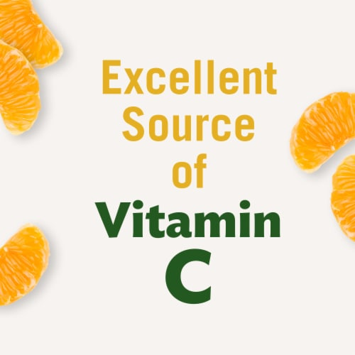 Del Monte Fruit Naturals Mandarin Oranges in Extra Light Syrup Cup Perspective: left