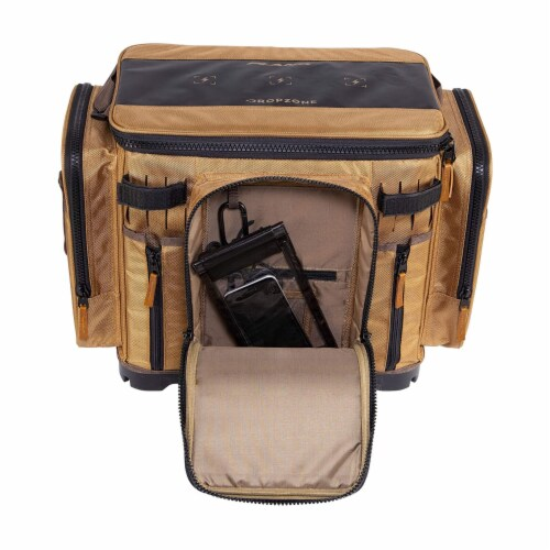 Plano Guide Series 3700 XL Tackle Bag and Utility Storage Case with Magnetic Top Perspective: left