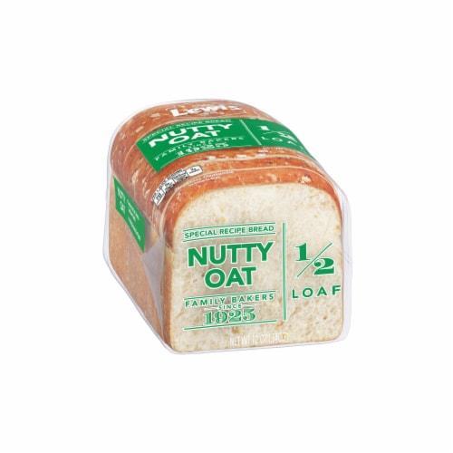 Lewis Bake Shop Half Loaf Nutty Oat Bread Perspective: left