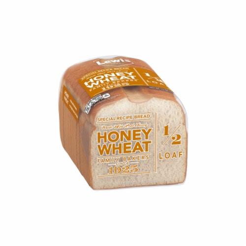 Lewis Bake Shop Half Loaf Honey Wheat Bread Perspective: left