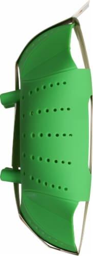 Instant Pot® Silicone Steamer Basket - Green Perspective: left