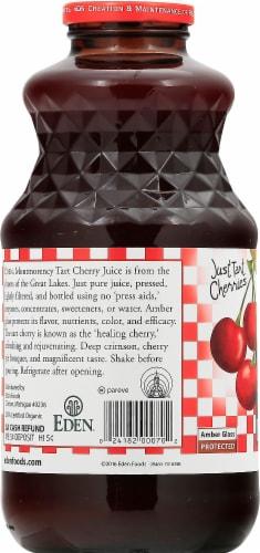 Eden Foods Montmorency Tart Cherry Juice Perspective: left