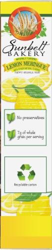 Sunbelt Bakery Natural Lemon Meringue Chewy Granola Bars Perspective: left