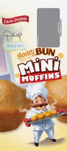 Little Debbie® Honey Bun Mini Muffins Perspective: left
