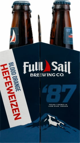 Full Sail Brewing Co. Pale Ale Perspective: left
