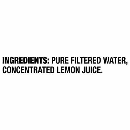 Minute Maid Frozen Concentrated 100% Pure Lemon Juice Perspective: left