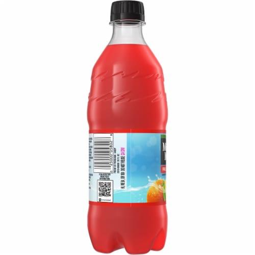 Minute Maid Fruit Punch Fruit Juice Drink Perspective: left
