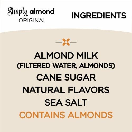 Simply Original Almond Milk Perspective: left