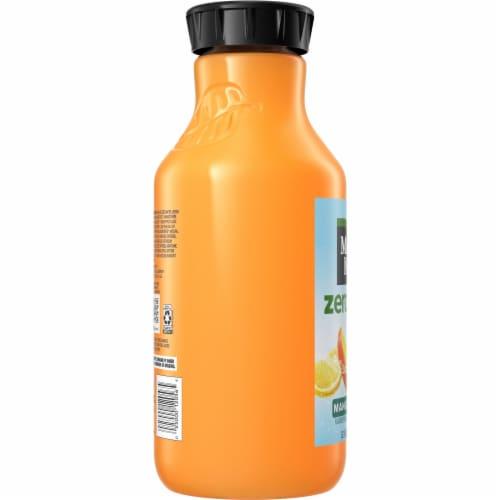 Minute Maid Zero Sugar Mango Passion Flavored Fruit Juice Drink Perspective: left