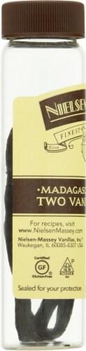 Nielsen-Massey Vanillas Inc Madagascar Bourbon Vanilla Beans Perspective: left
