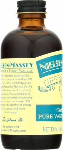 Nielsen-Massey Pure Tahitian Vanilla Extract Perspective: left