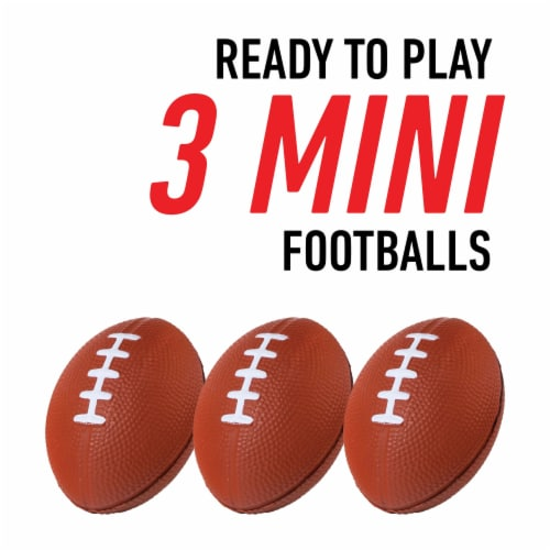 Franklin Football Target Toss Set Perspective: left