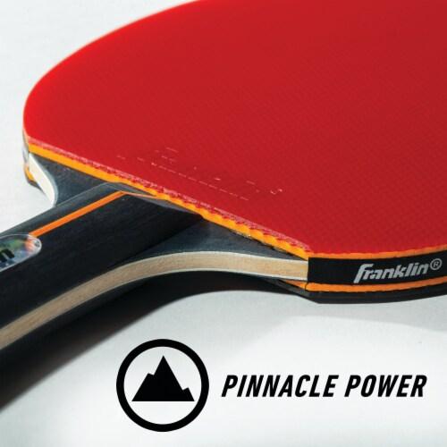 Franklin Pro Carbon Core Table Tennis Set Perspective: left