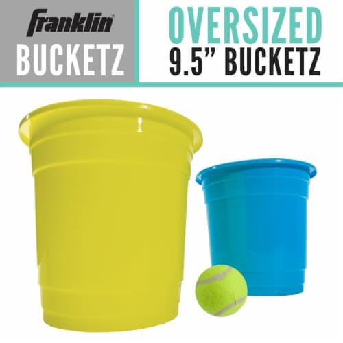 Franklin Bucket Toss Set Perspective: left