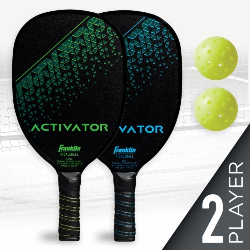 Franklin Activator Pickleball Set Perspective: left