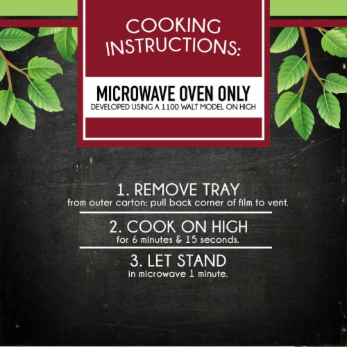 Smart Ones Savory Italian Recipes Traditional Lasagna with Meat Sauce Perspective: left