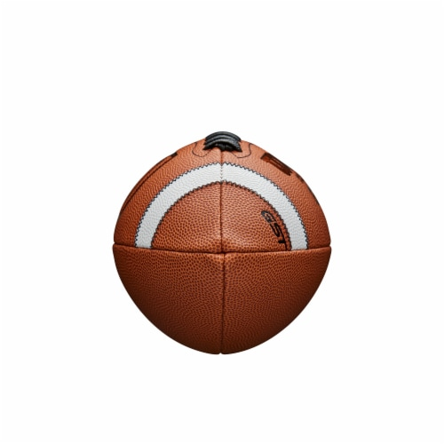 Wilson GST Composite Official Football Perspective: left