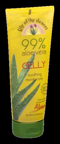 Lily of the Desert 99% Aloe Vera Gelly Moisturizer Perspective: left
