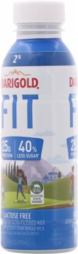 Darigold® FIT 2% Milk Perspective: left