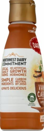 Darigold Vanilla Caramel Coffee Creamer Perspective: left