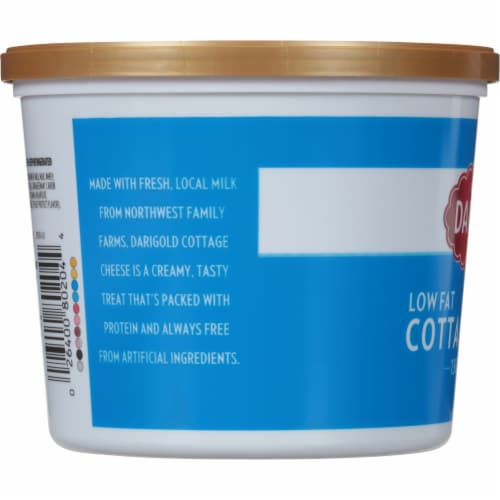 Fred Meyer Darigold 2 Lowfat Cottage Cheese 48 Oz