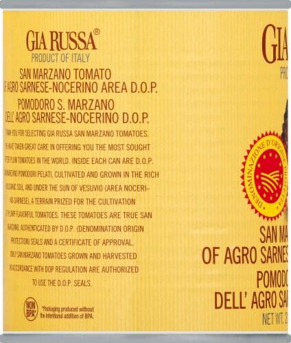 Gia Russa Tomato Plum San Marzano Perspective: left