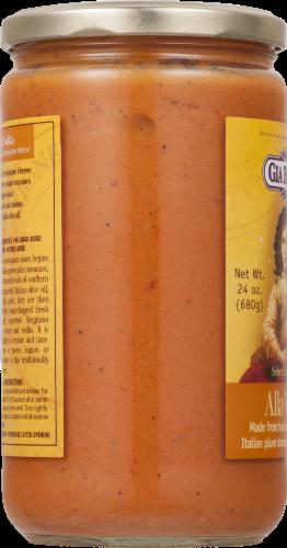 Gia Russa Alla Vodka Sauce Perspective: left