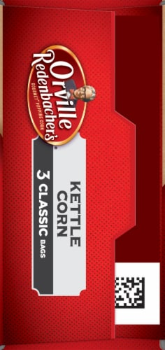 Orville Redenbacher's Microwave Kettle Corn Perspective: left