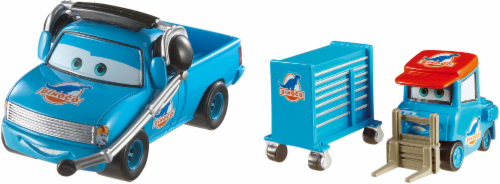 Mattel Cars 3 Race Team - Assorted Perspective: left