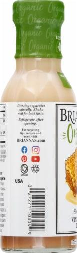 Brianna's Organic Honey Ginger Vinaigrette Dressing Perspective: left