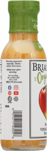 Brianna's Organic Mango Viniagrette Dressing Perspective: left