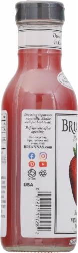 Brianna's Blush Wine Vinaigrette Dressing Perspective: left