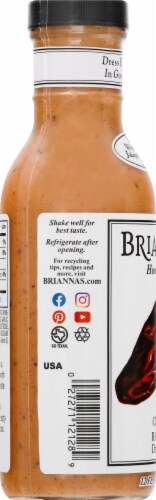 Brianna's Chipotle Ranch Dressing Perspective: left