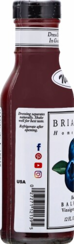 Brianna's Blueberry Balsamic Dressing Perspective: left