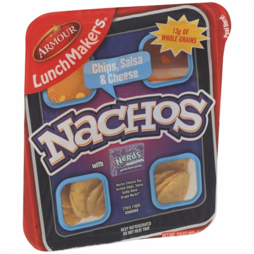 Armour LunchMakers Nachos Meal Kit Perspective: left