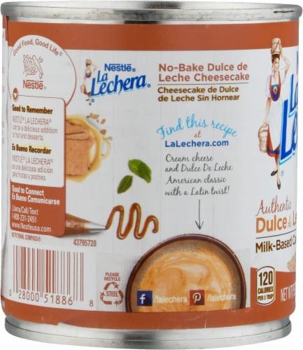 Nestle La Lechera Dulce de Leche Perspective: left