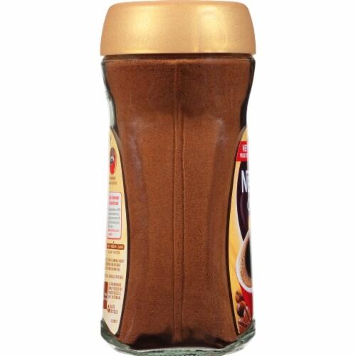 Nescafe Clasico Mild Medium Roast Instant Coffee Perspective: left