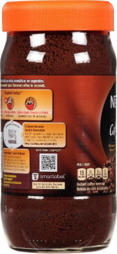 Nescafe Cafe De Olla Instant Coffee Perspective: left