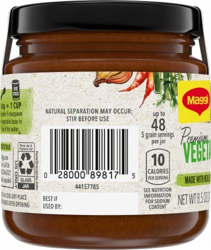 Maggi Premium Vegetable Base Perspective: left
