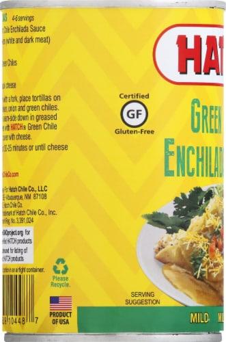 Hatch Mild Green Chile Enchilada Sauce Perspective: left