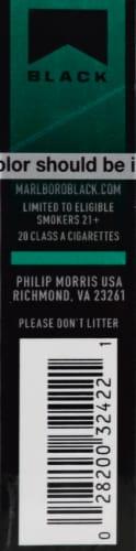 Marlboro Slate Cigarettes Perspective: left