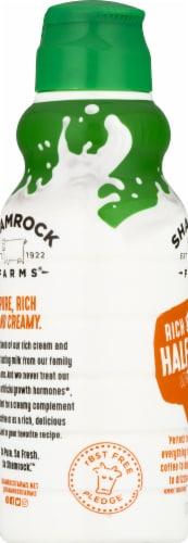 Shamrock Farms Ultra Pasteurized Half & Half Perspective: left