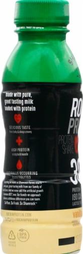 Shamrock Farms  Rockin' Protein Builder Vanilla Protein Shake Perspective: left