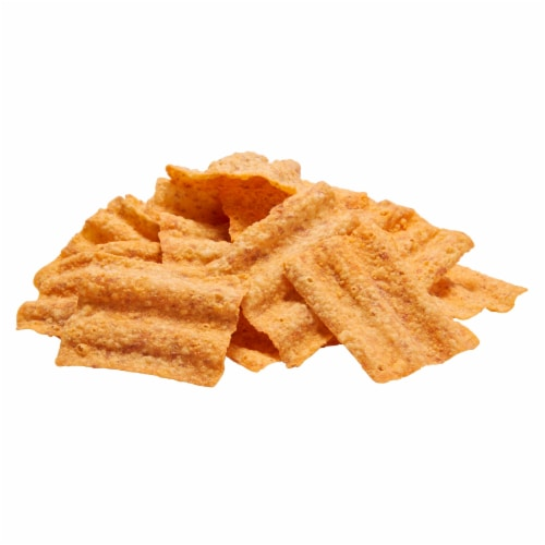 Sun Chips Harvest Cheddar Whole Grain Snacks Perspective: left