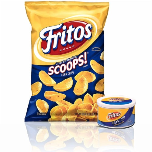 Fritos Dips Variety Pack, 9 Ounce (3 Pack) Perspective: left